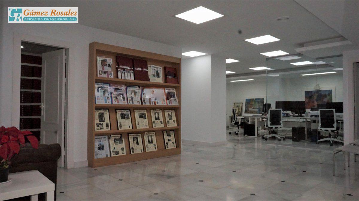 Oficina en alquiler en Centro, Almeria