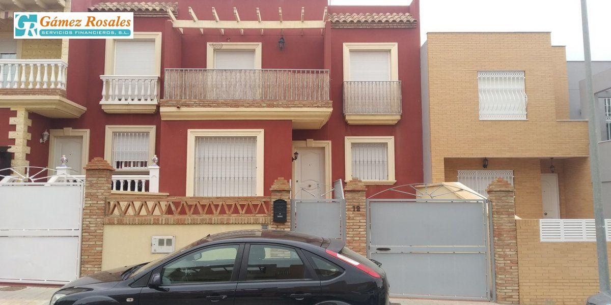 Adosado en alquiler en El Cercado, Huercal de Almeria