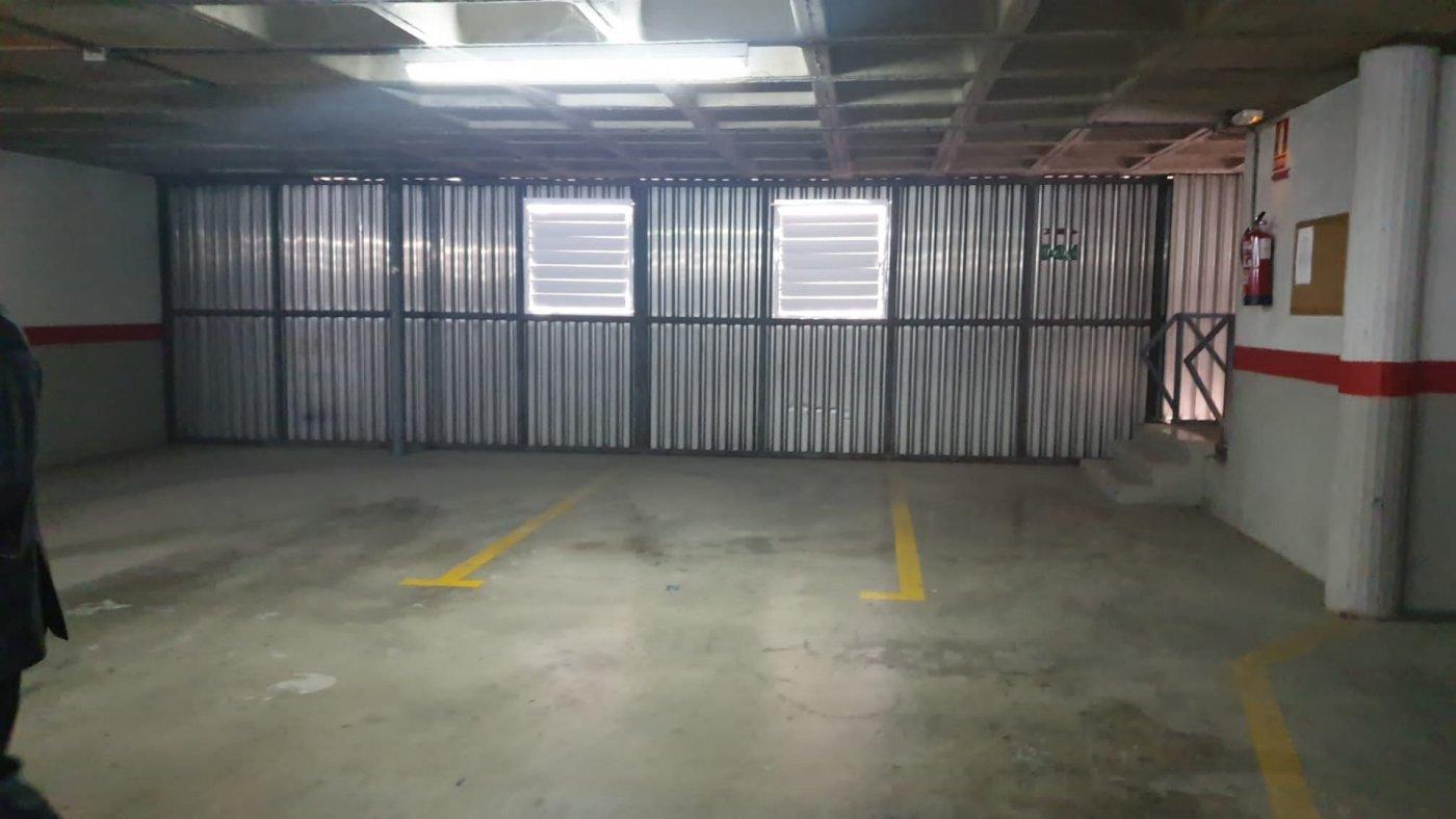 Conjunto de 7 plazas de garaje colindantes!