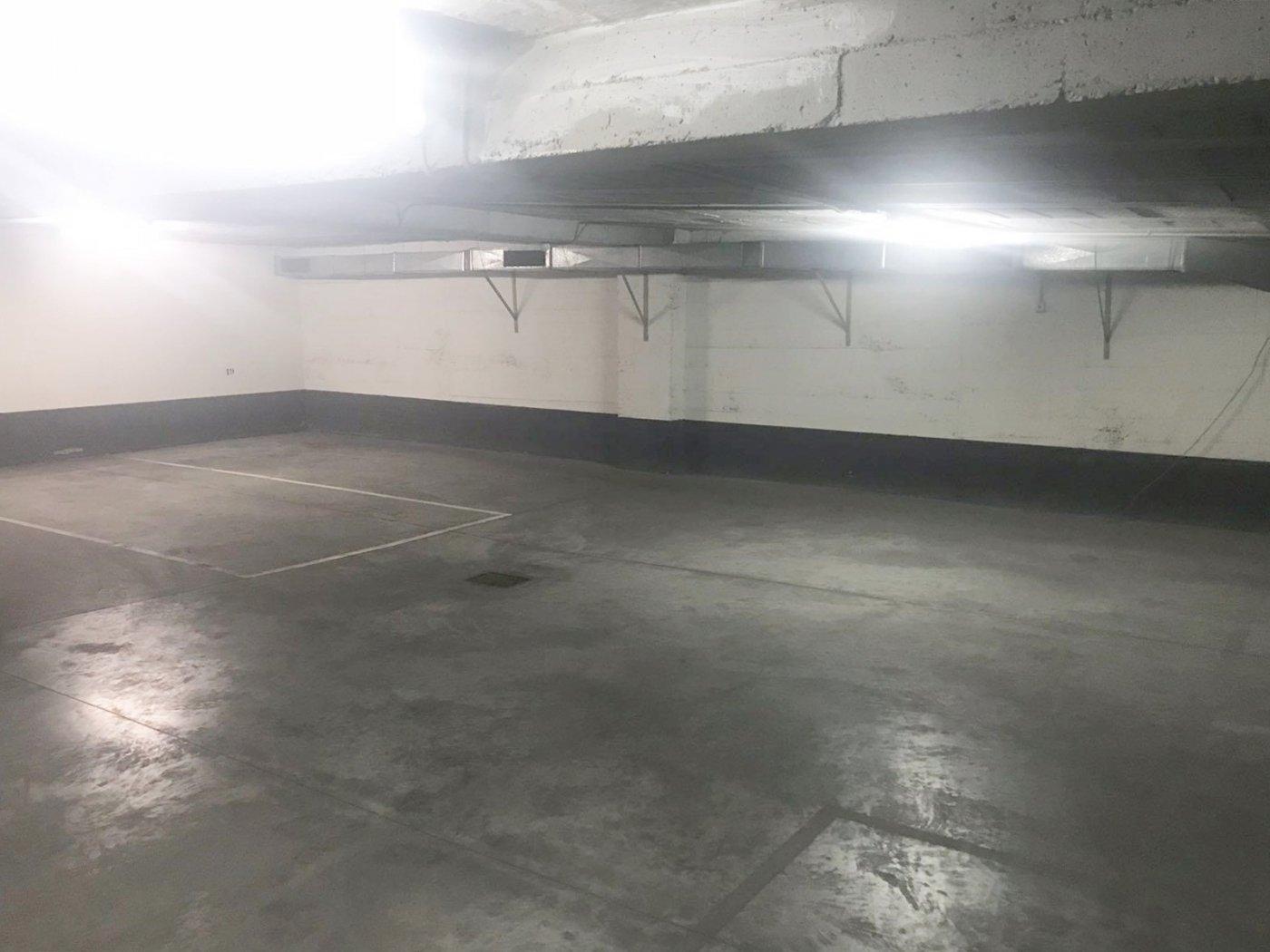 Garajes en Torrevieja zona Habaneras