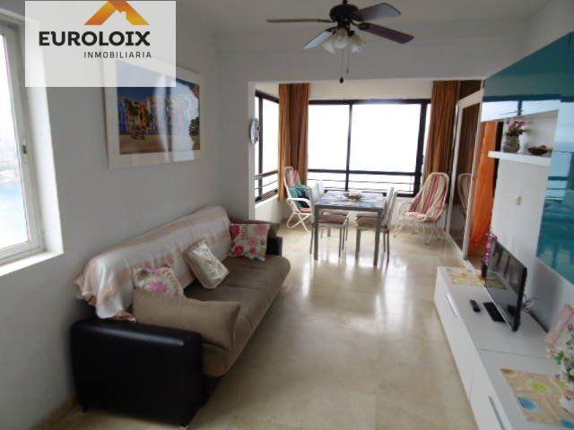 Apartment for rent in 1ª Linea, Benidorm