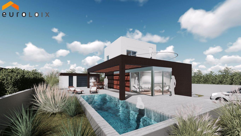 villas venta in polop urbanizaciones