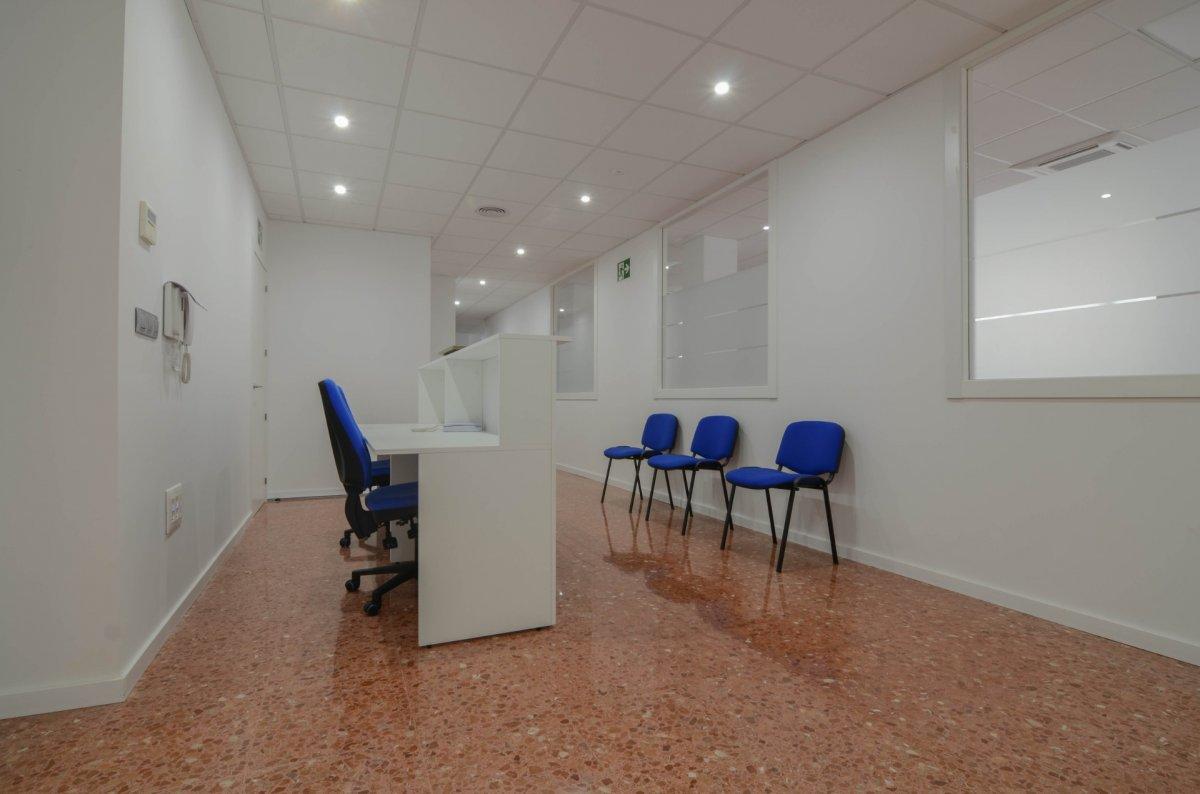 oficina en valencia · na-rovella 1000€