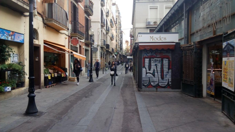 local-comercial en barcelona · vila-de-gracia 1000€