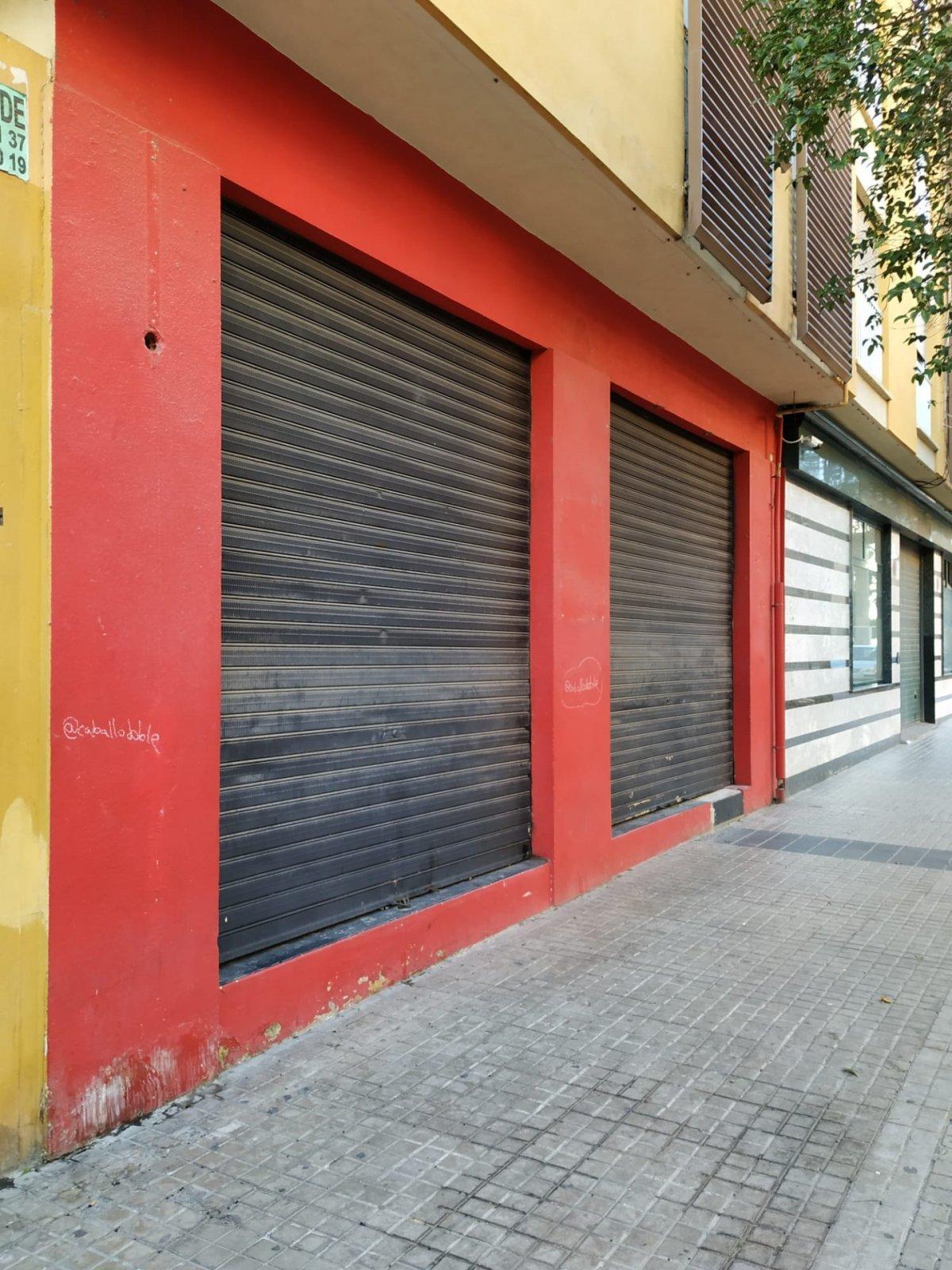 Local Comercial · Valencia · Camí Reial 110.000€ / 550€ MES€