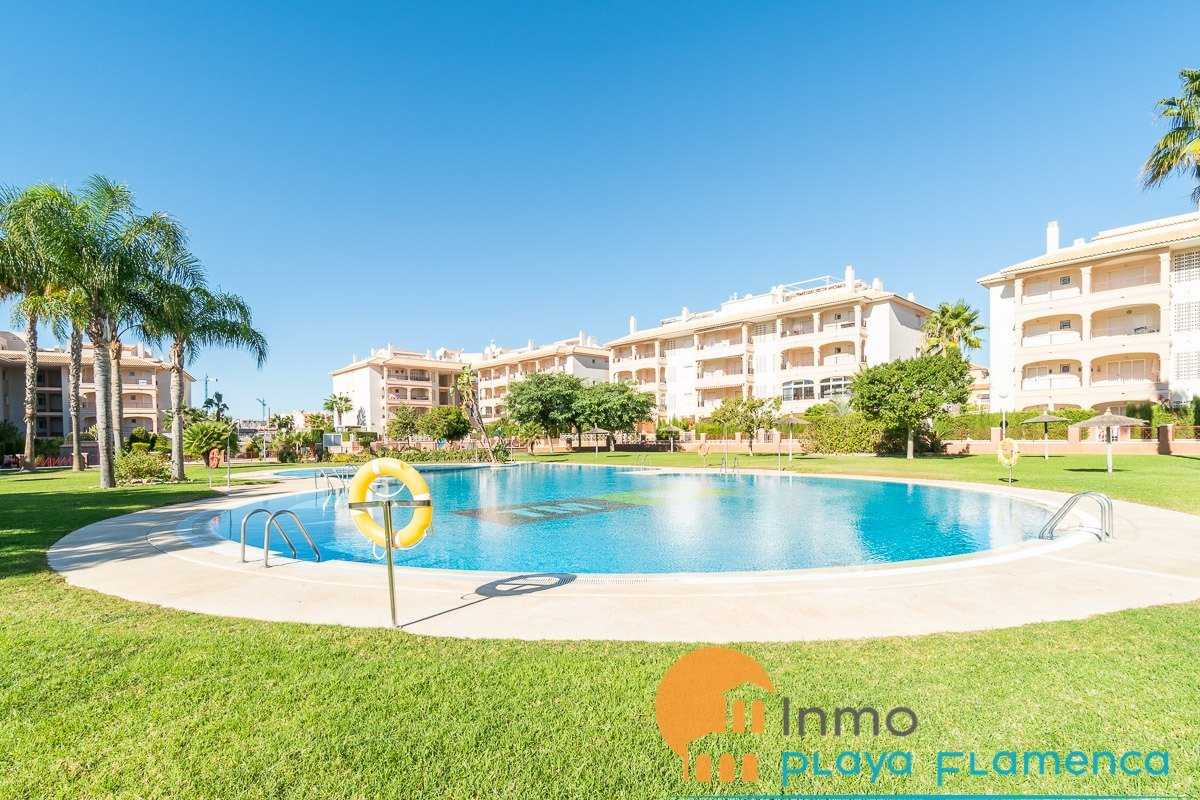 Apartment for rent in Playa Flamenca Norte, Orihuela Costa