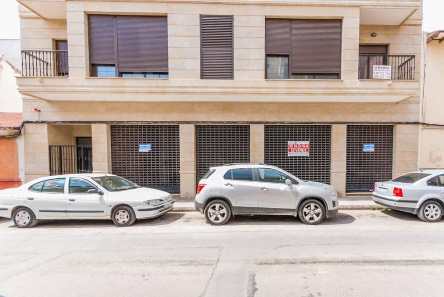 local-comercial en almoradi · almoradi-centro 400000€