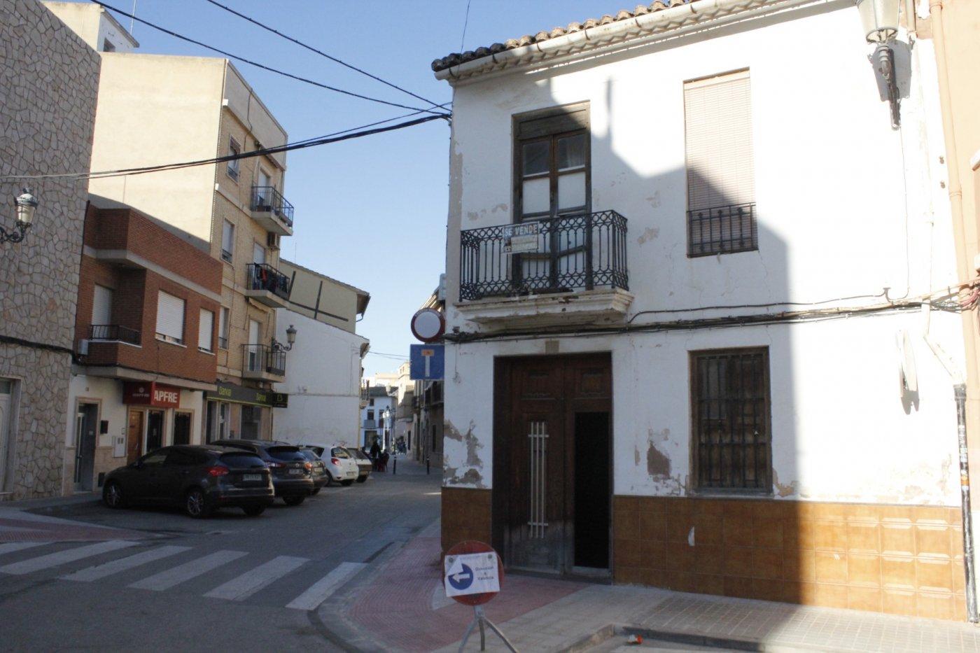 Se Vende Casa céntrica en Albalat dels Sorells