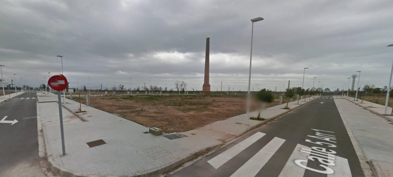 terreno-urbano en alfara-del-patriarca · alfara-del-pariarca 82765€