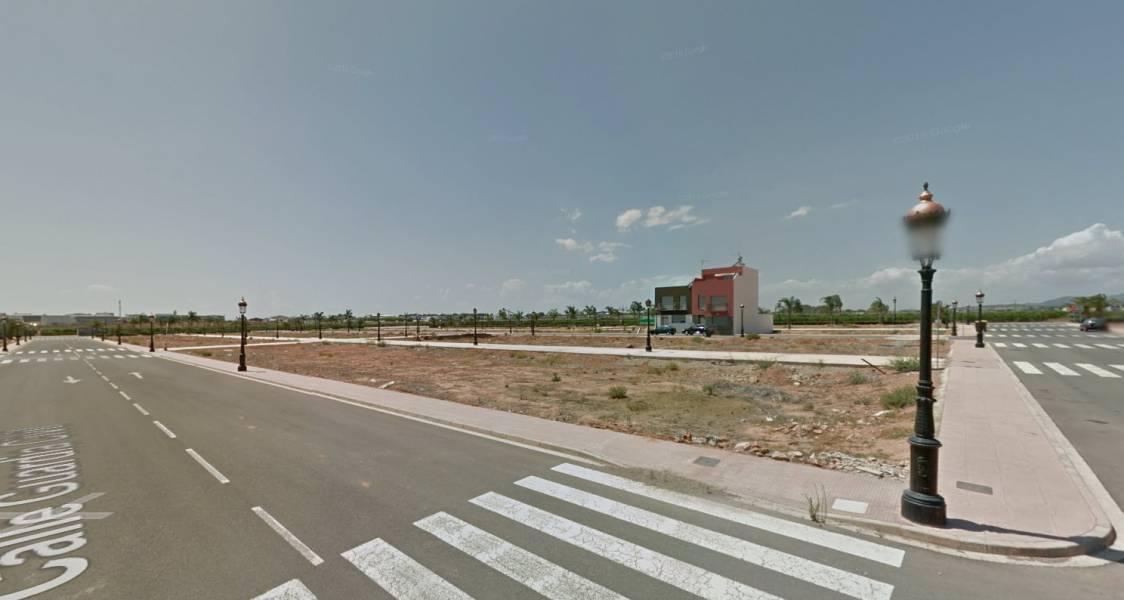 terreno-urbano en rafelbunol-rafelbunyol · rafelbunolrafelbunyol 54000€