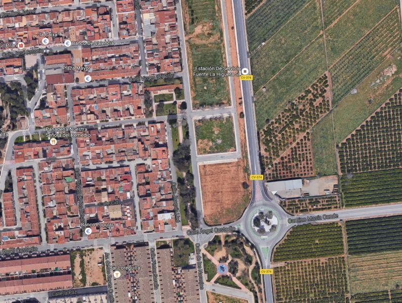 terreno-urbano en loriguilla · loriguilla 450000€