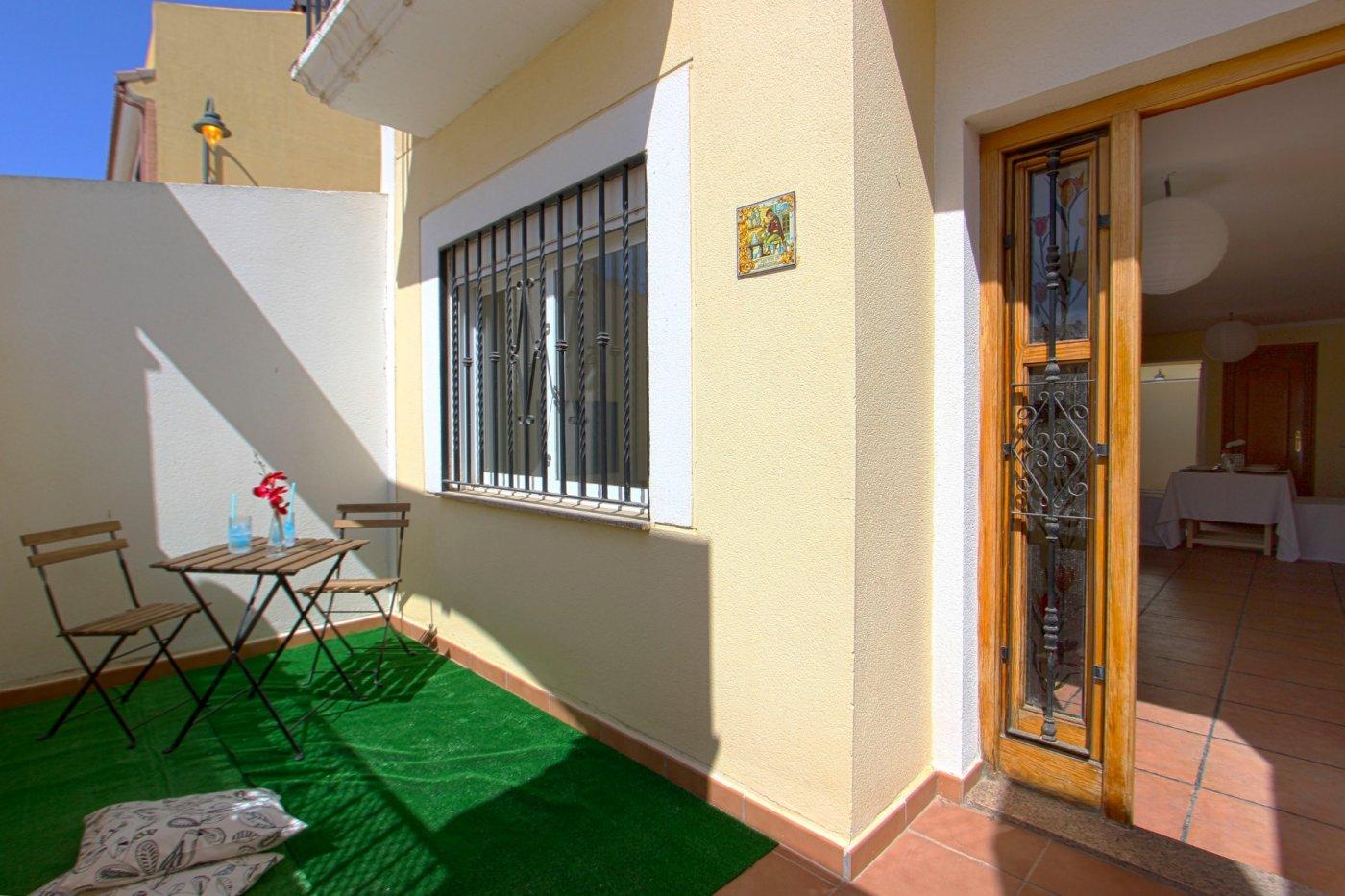 Adosado en venta en Massamagrell Barrio la Magdalena.