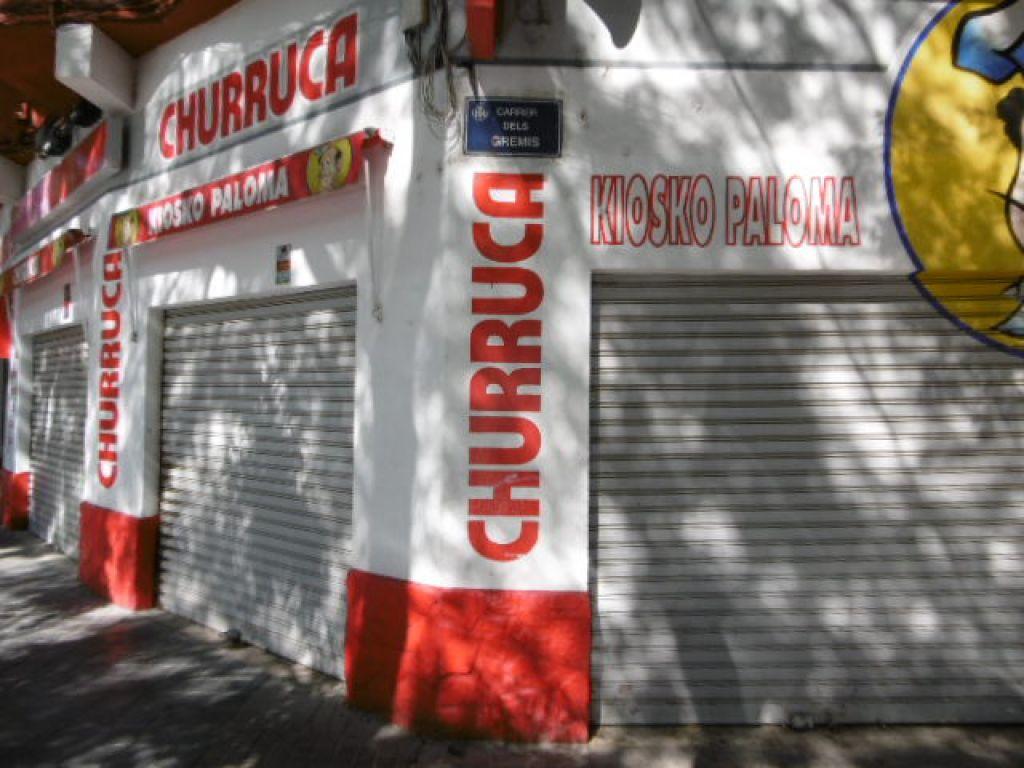 local-comercial en valencia · sant-isidre 57000€