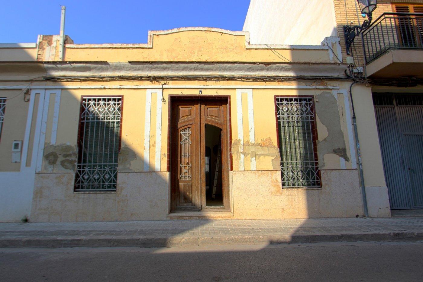 casa en tavernes-blanques · centro 140000€