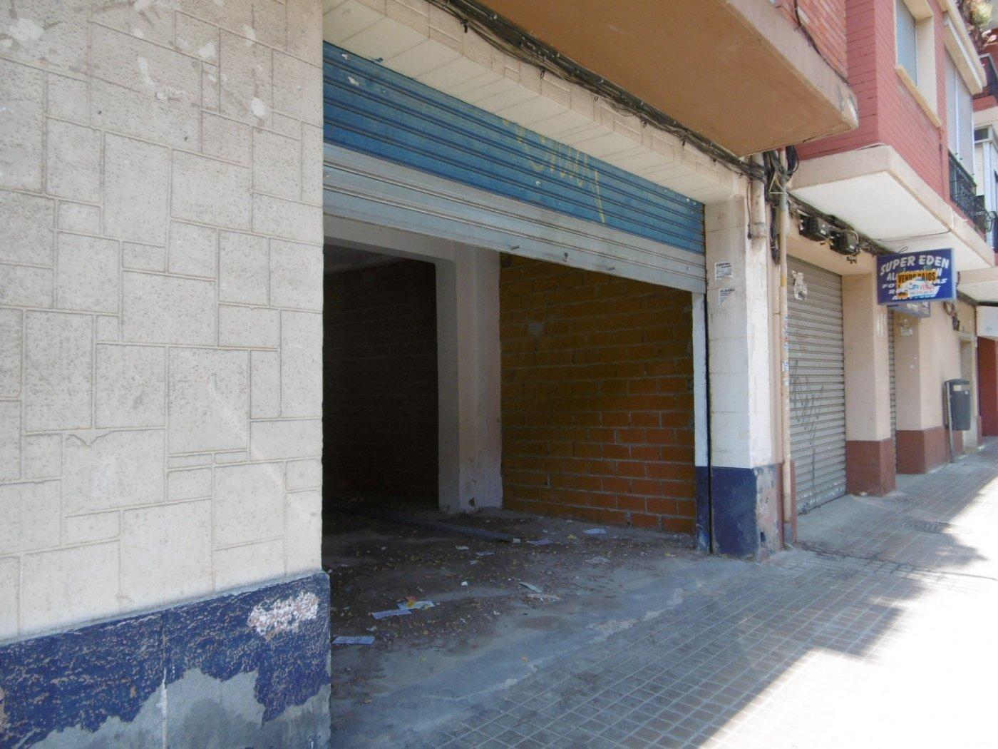 local-comercial en valencia · torrefiel 43000€