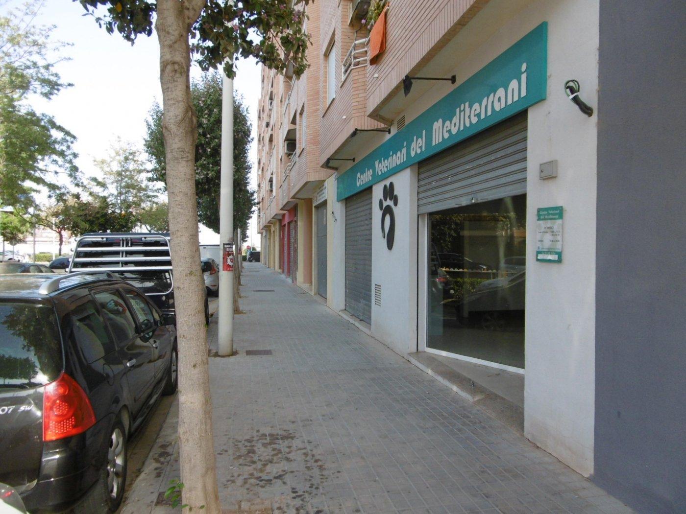 local-comercial en foios · foios 550€