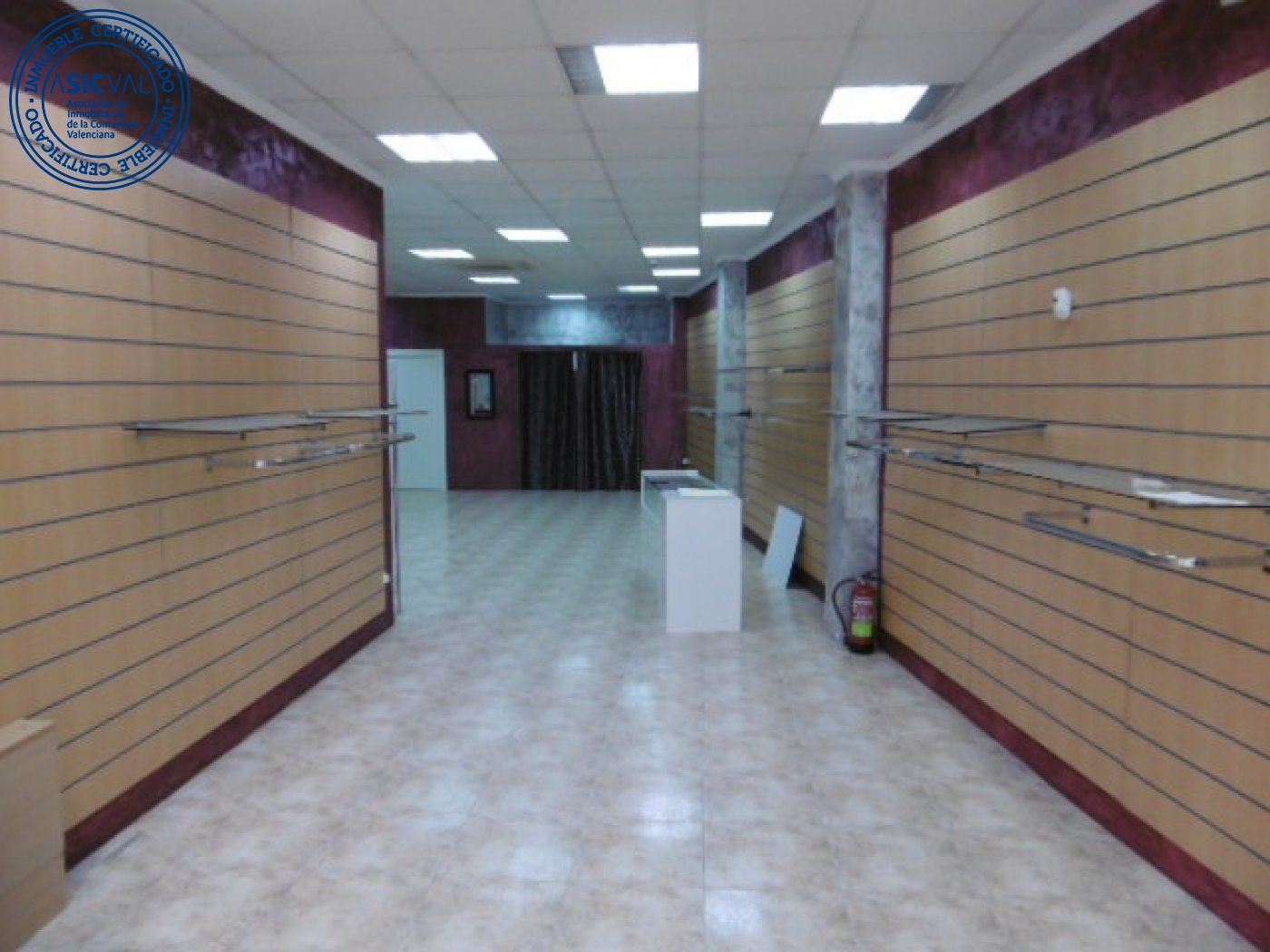 local-comercial en pucol · centro 550€