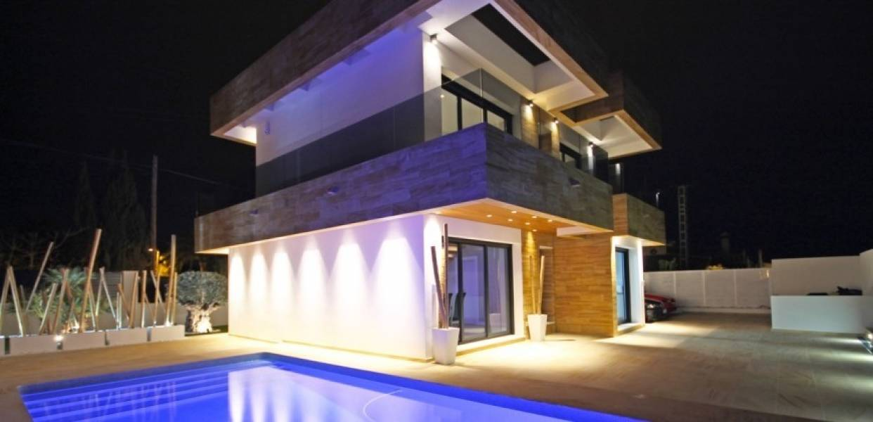 Impresionante Villa de Lujo