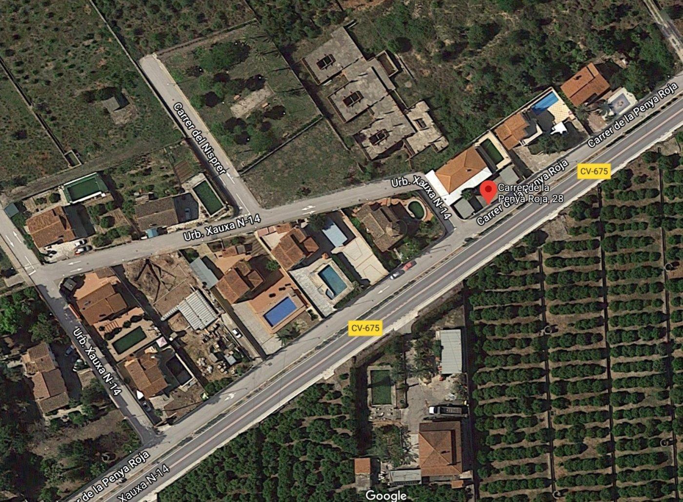 Chalet independiente en venta en calle penya-roja (de la), 28, 46728, gandia (valencia) - imagenInmueble18