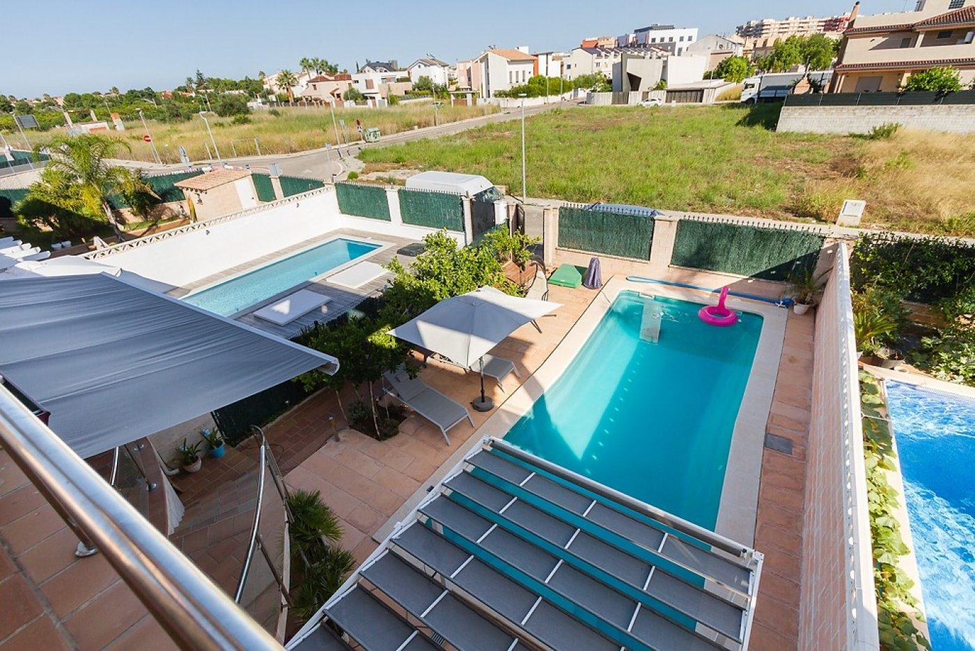 Fantástica casa de lujo en gandía con piscina, terraza y vivienda de inivtados. - imagenInmueble33