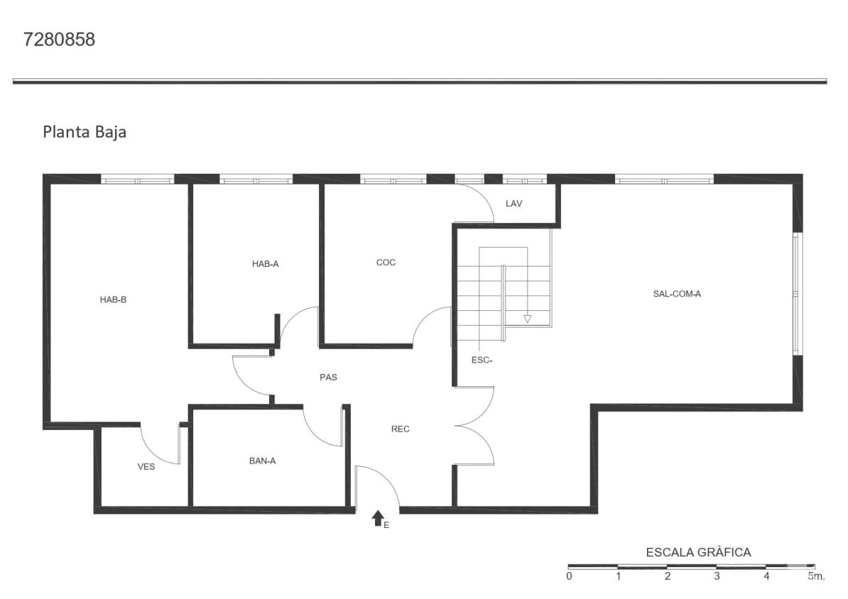 Piso en venta en calle almisera (de), 11, escalera 1, bajo a, 46702, gandia (valencia) - imagenInmueble15