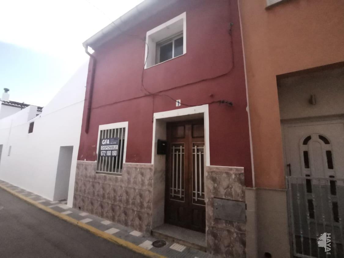 Casa  en venta en calle cl virgen del carmen, 1, 46729, xaraco (valencia) - imagenInmueble0