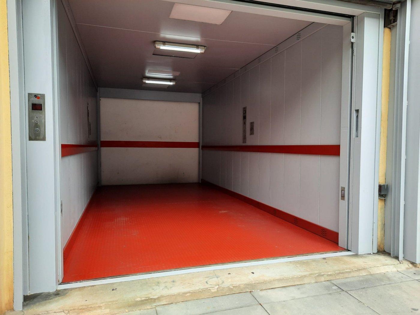 Garaje en  sotano con elevador  en plaza prado - imagenInmueble2