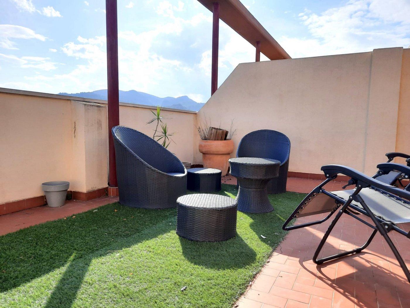 Ático con terraza en parque sant pere - imagenInmueble18