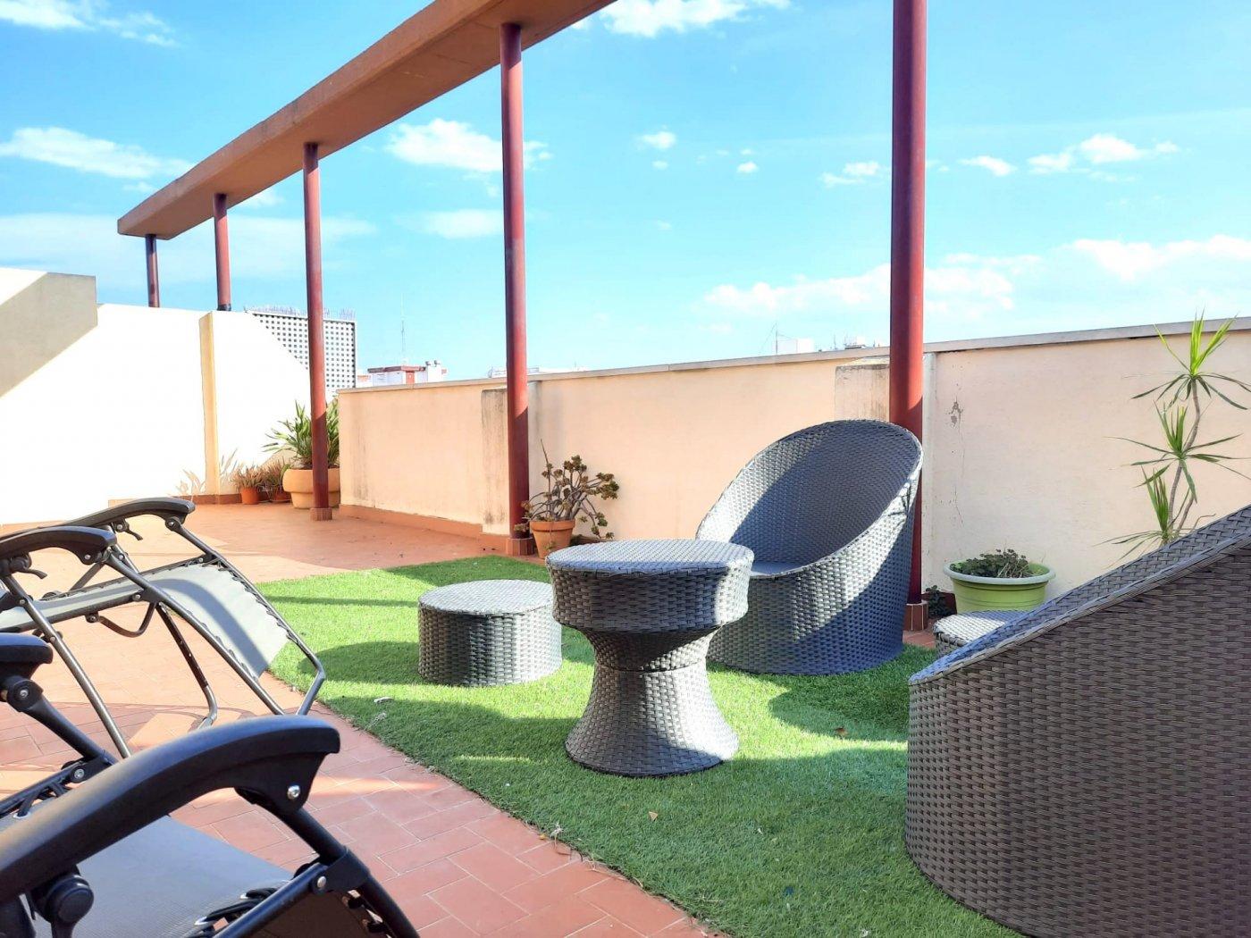 Ático con terraza en parque sant pere - imagenInmueble6