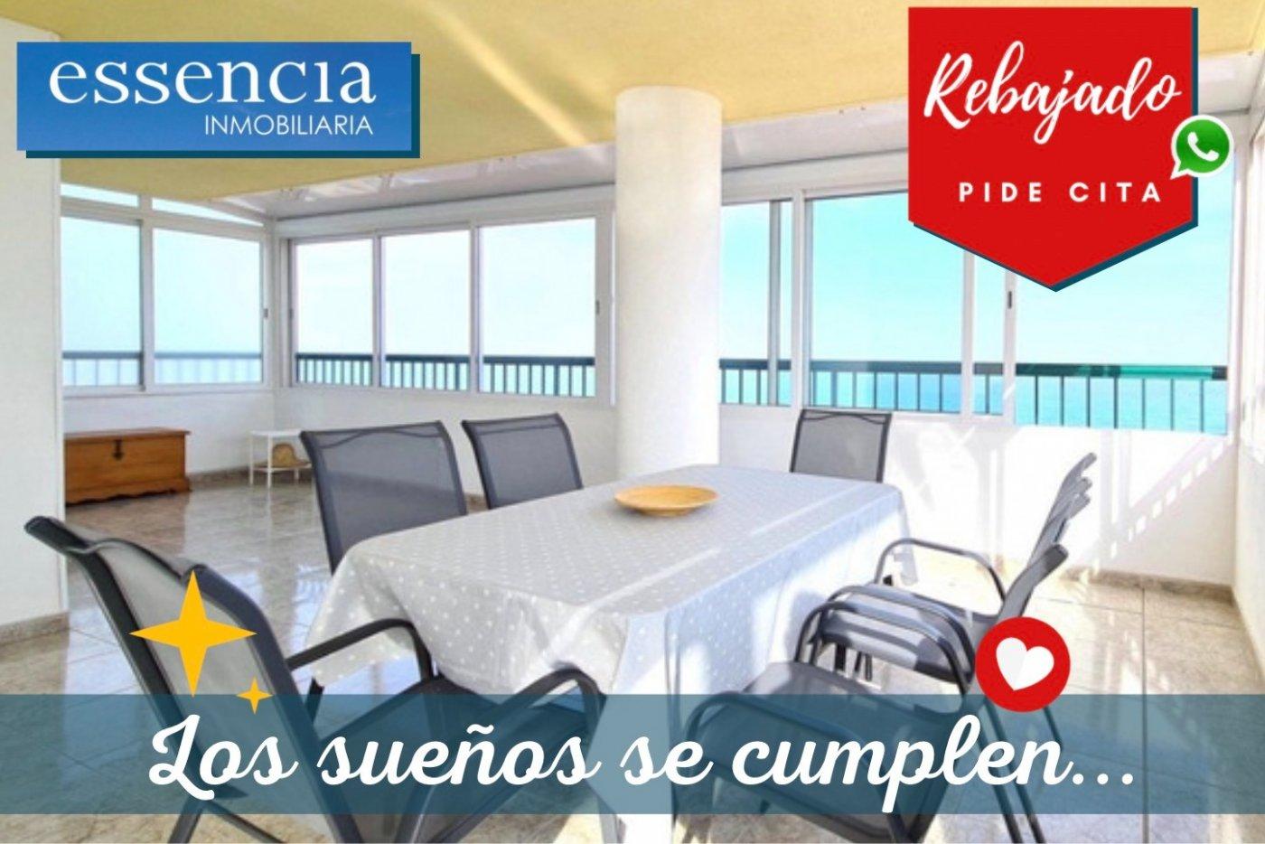 Disfruta de un fabuloso apartamento con una gran terraza y vistas al mar. - imagenInmueble0