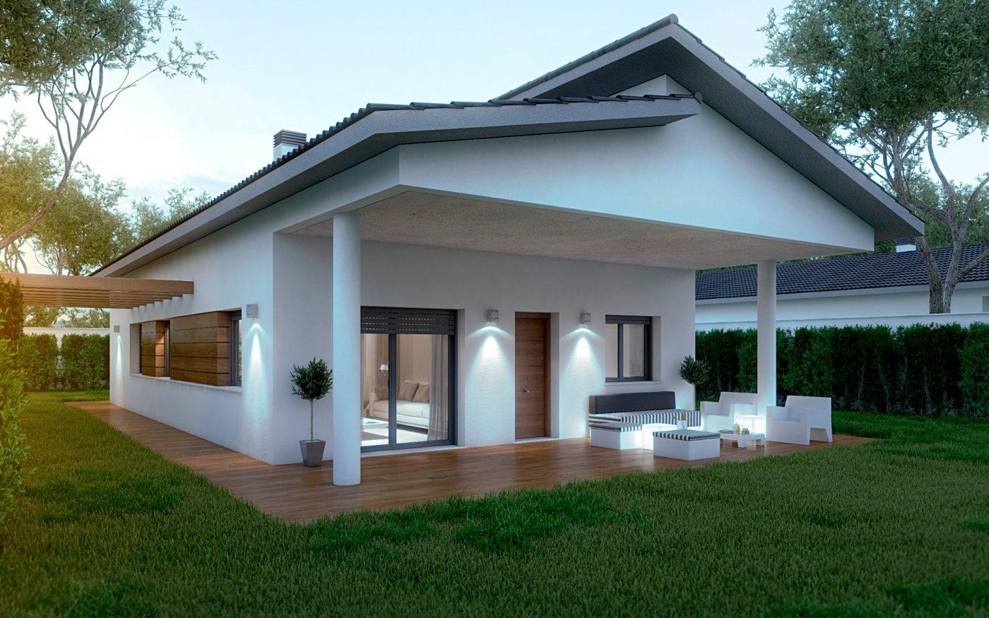 7 ya reservados ! ahora puedes vivir en una casa sin escaleras, con parcela, opción a pisc - imagenInmueble5