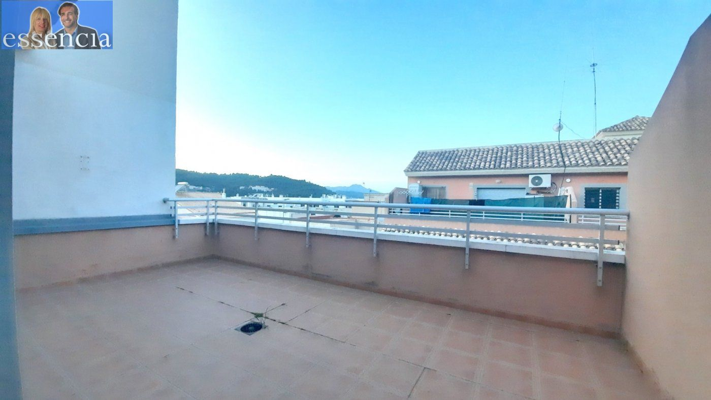 Ático en villalonga de reciente construcción.  con terraza vistas a la montaña. - imagenInmueble0