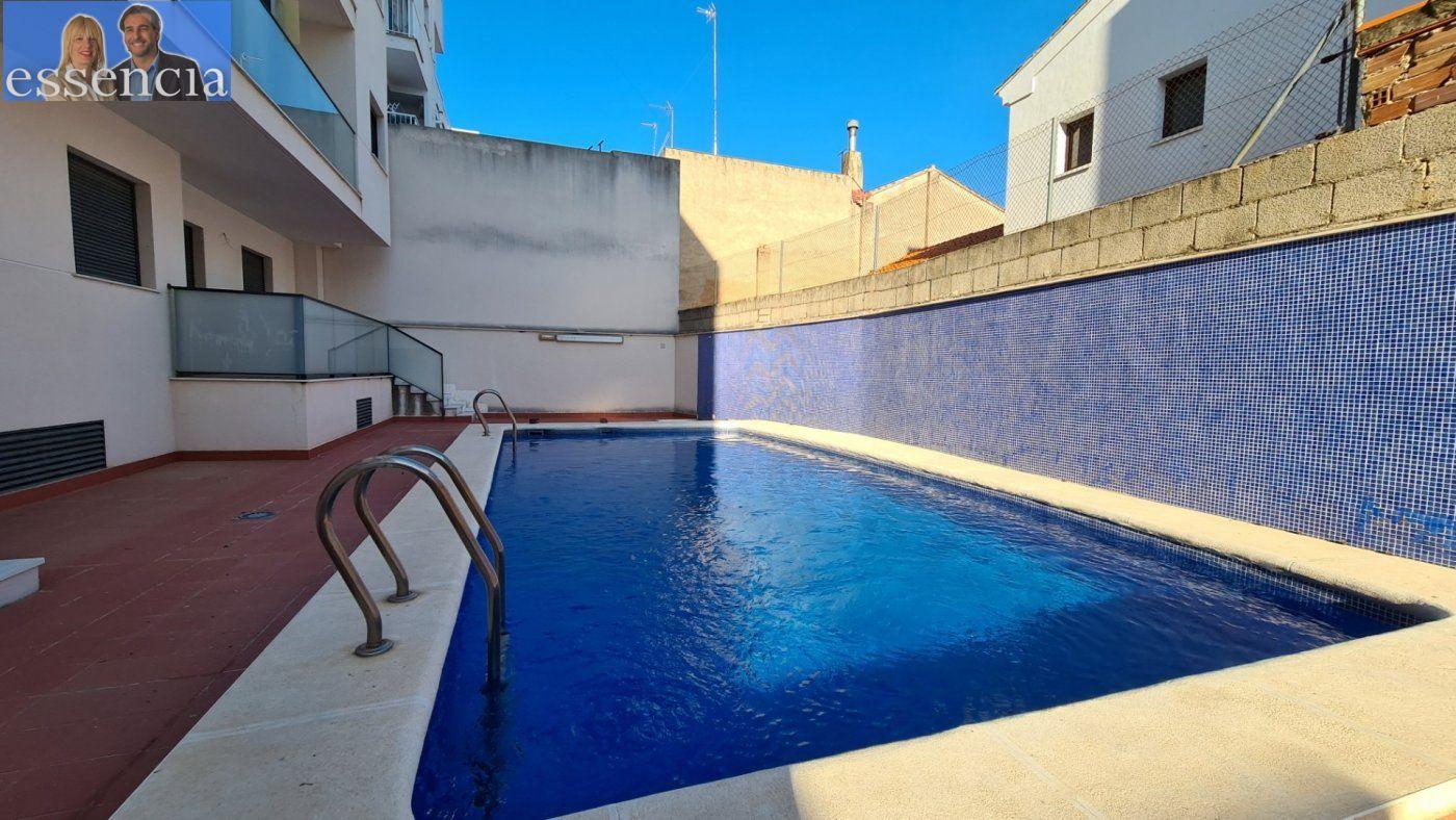 Ático en la font, piscina comunitaria y vistas despejadas - imagenInmueble1