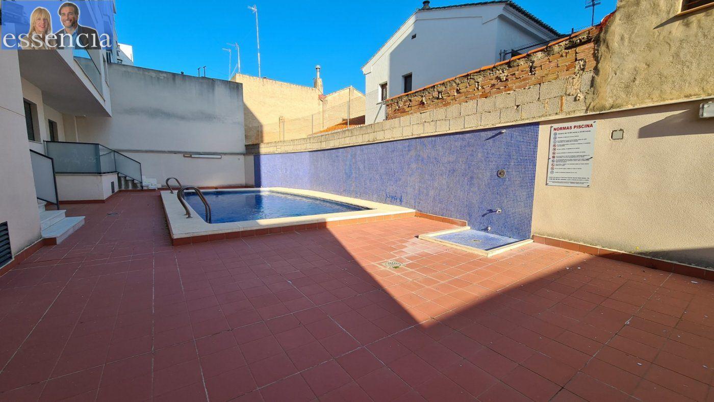 Ático en la font, piscina comunitaria y vistas despejadas - imagenInmueble19