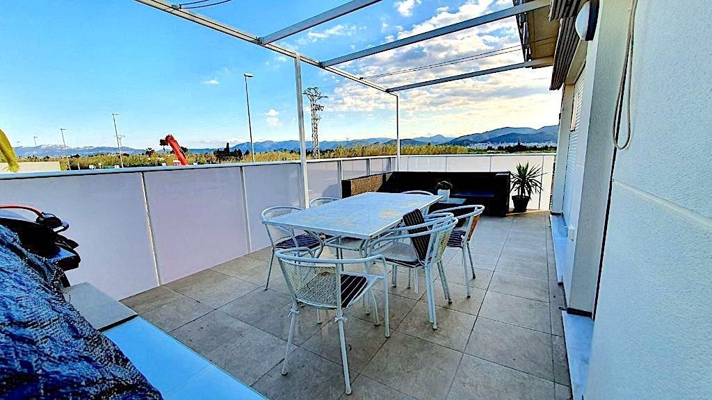 Fabuloso apartamento con 2 terrazas a 200 m la playa de terranova en oliva, piscina, garaj - imagenInmueble1