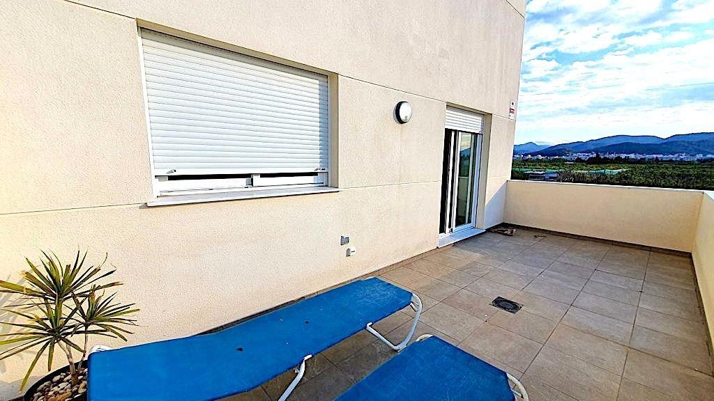 Fabuloso apartamento con 2 terrazas a 200 m la playa de terranova en oliva, piscina, garaj - imagenInmueble2