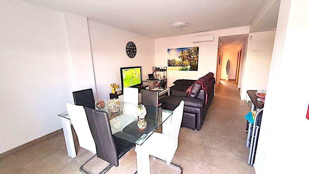 Fabuloso apartamento con 2 terrazas a 200 m la playa de terranova en oliva, piscina, garaj - imagenInmueble3