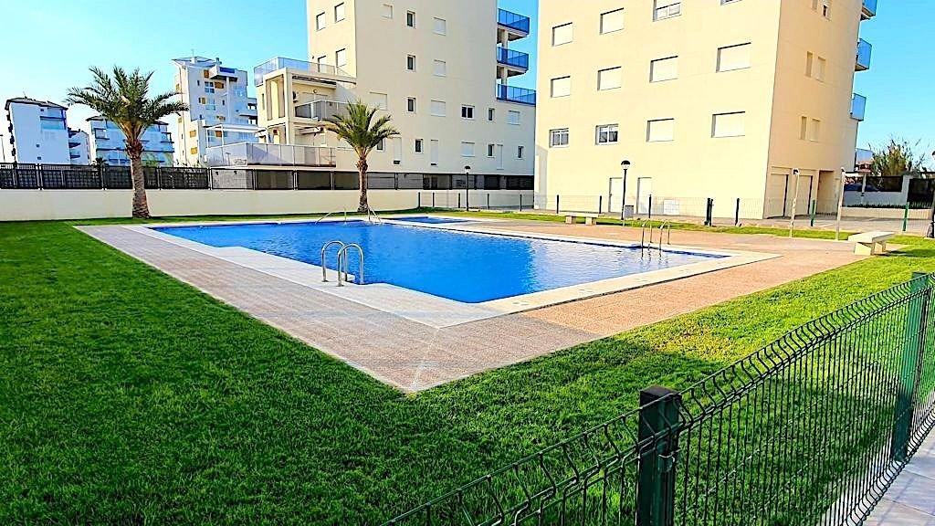 Fabuloso apartamento con 2 terrazas a 200 m la playa de terranova en oliva, piscina, garaj - imagenInmueble6
