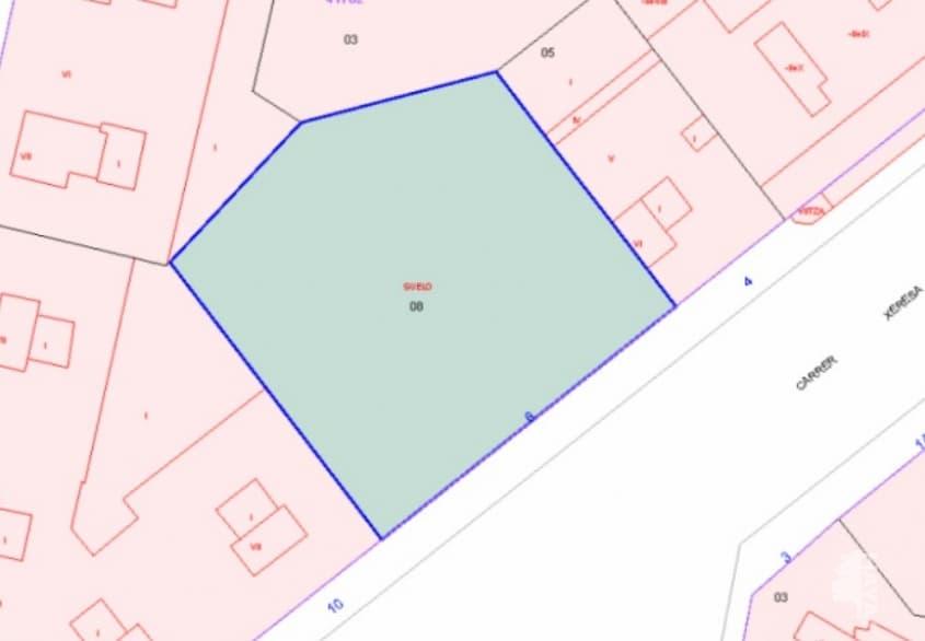 Venta suelo urbano de 737 m2 y 3.311,26 m2 de edificabilidad - imagenInmueble1