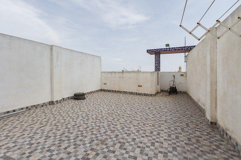 Fabuloso atico en palmera. dispone de terraza en planta superior por escalera edificio. - imagenInmueble17