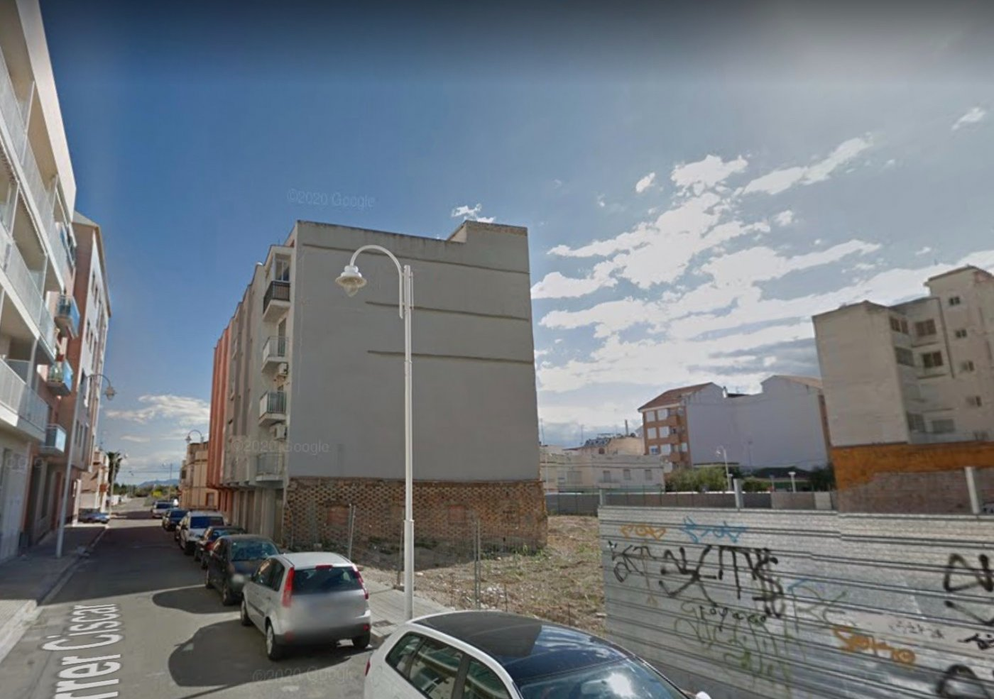 Suelo urbano  en venta en c. ciscar, 9, grao de gandía. edificabilidad total: 1.011 m2 - imagenInmueble0