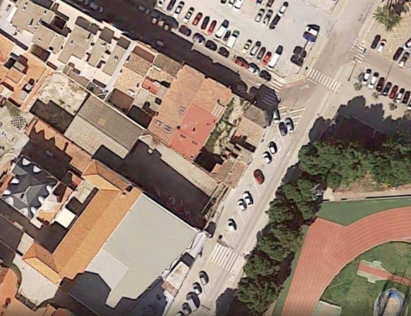 Urbano/solar/parcela en venta en c/ cervantes con edificabilidad para 10 viviendas, gandia - imagenInmueble0