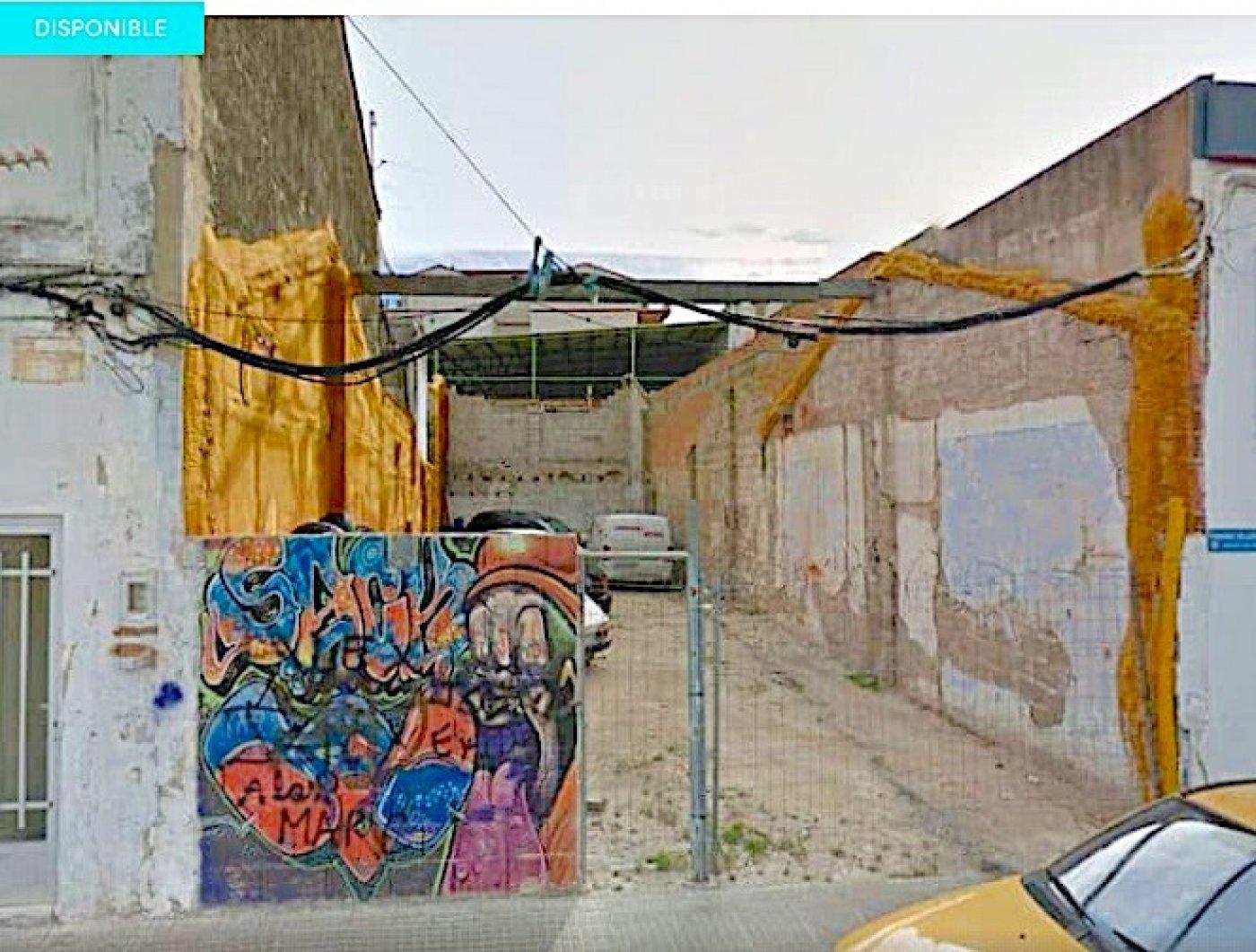Urbano/solar/parcela en venta en c/ cervantes con edificabilidad para 10 viviendas, gandia - imagenInmueble2