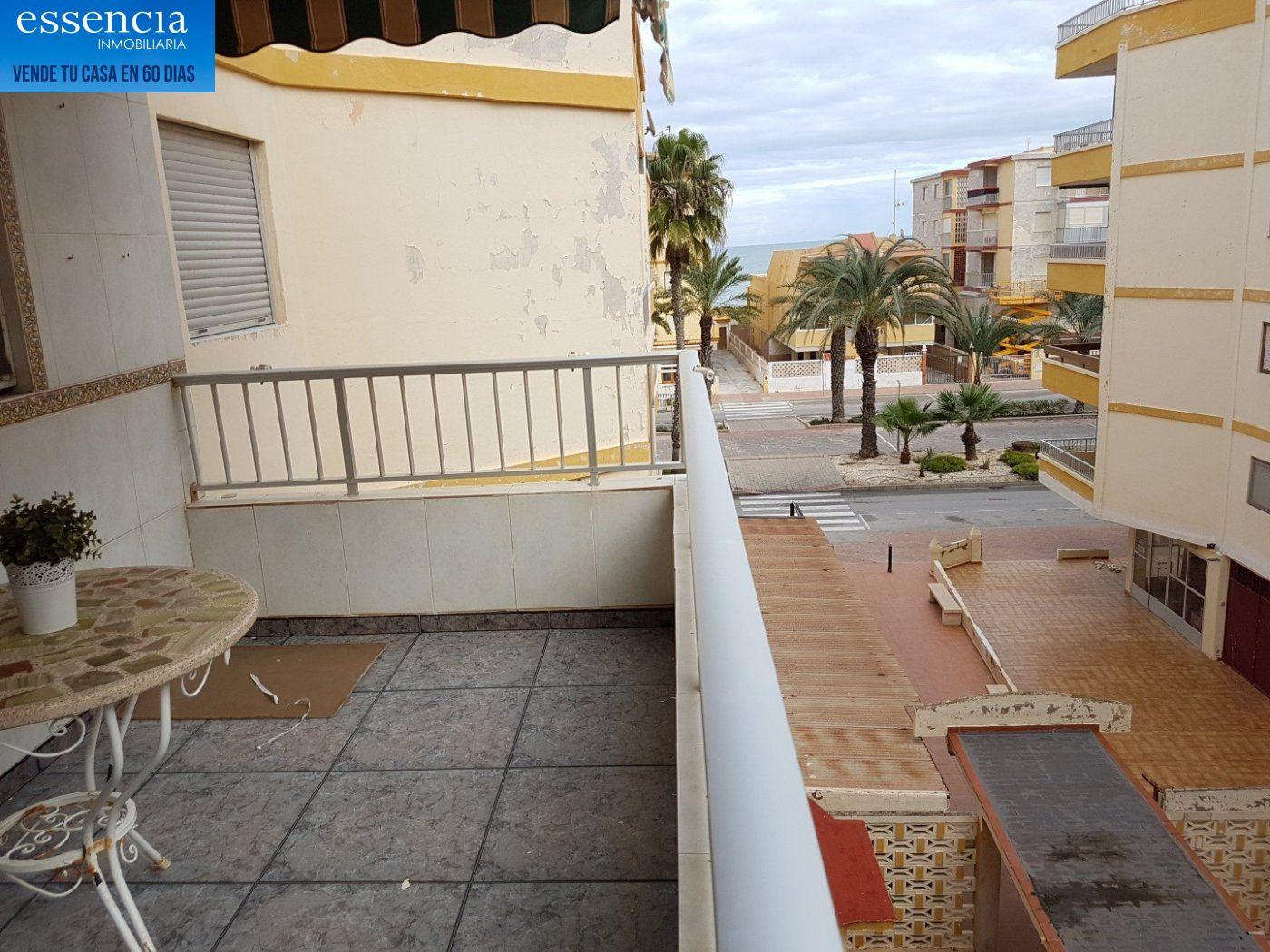 Apartamento en playa de tavernes en residencial a 50 metros del mar. - imagenInmueble0