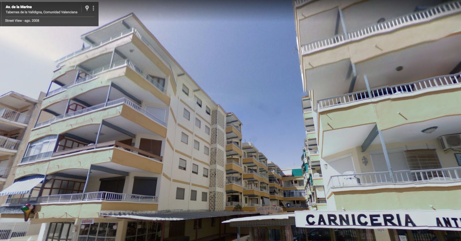 Apartamento en playa de tavernes en residencial a 50 metros del mar. - imagenInmueble15