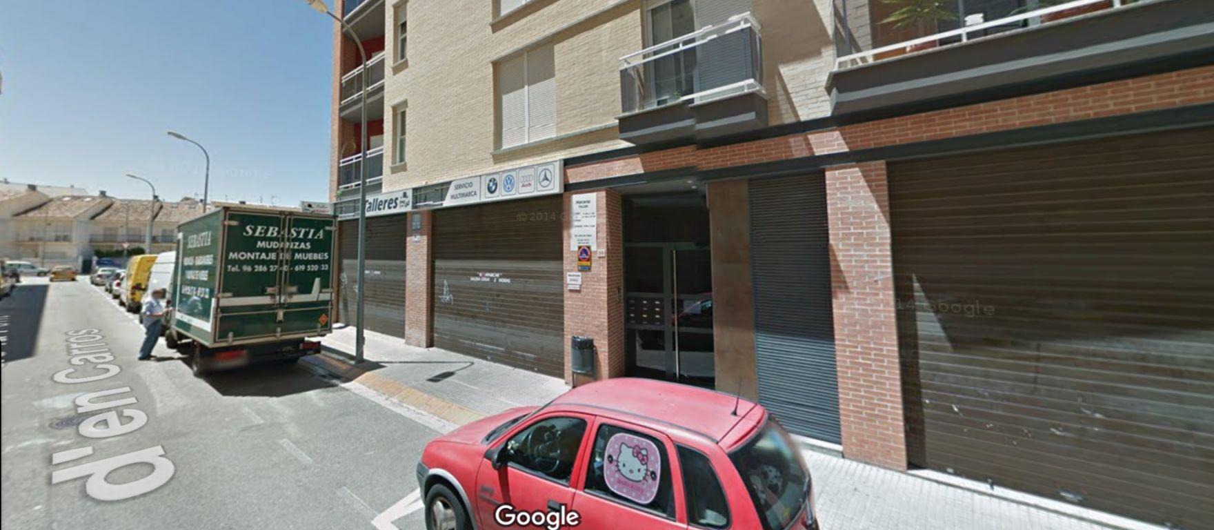 Local comercial en gandia zona benipexcart,   557 m2 - imagenInmueble0