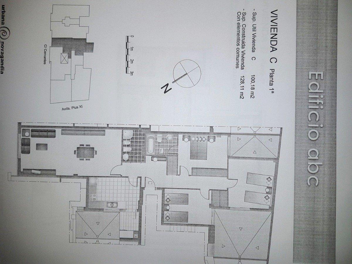 Magnífica promoción de pisos de 3 dormitorios en gandía. - imagenInmueble3