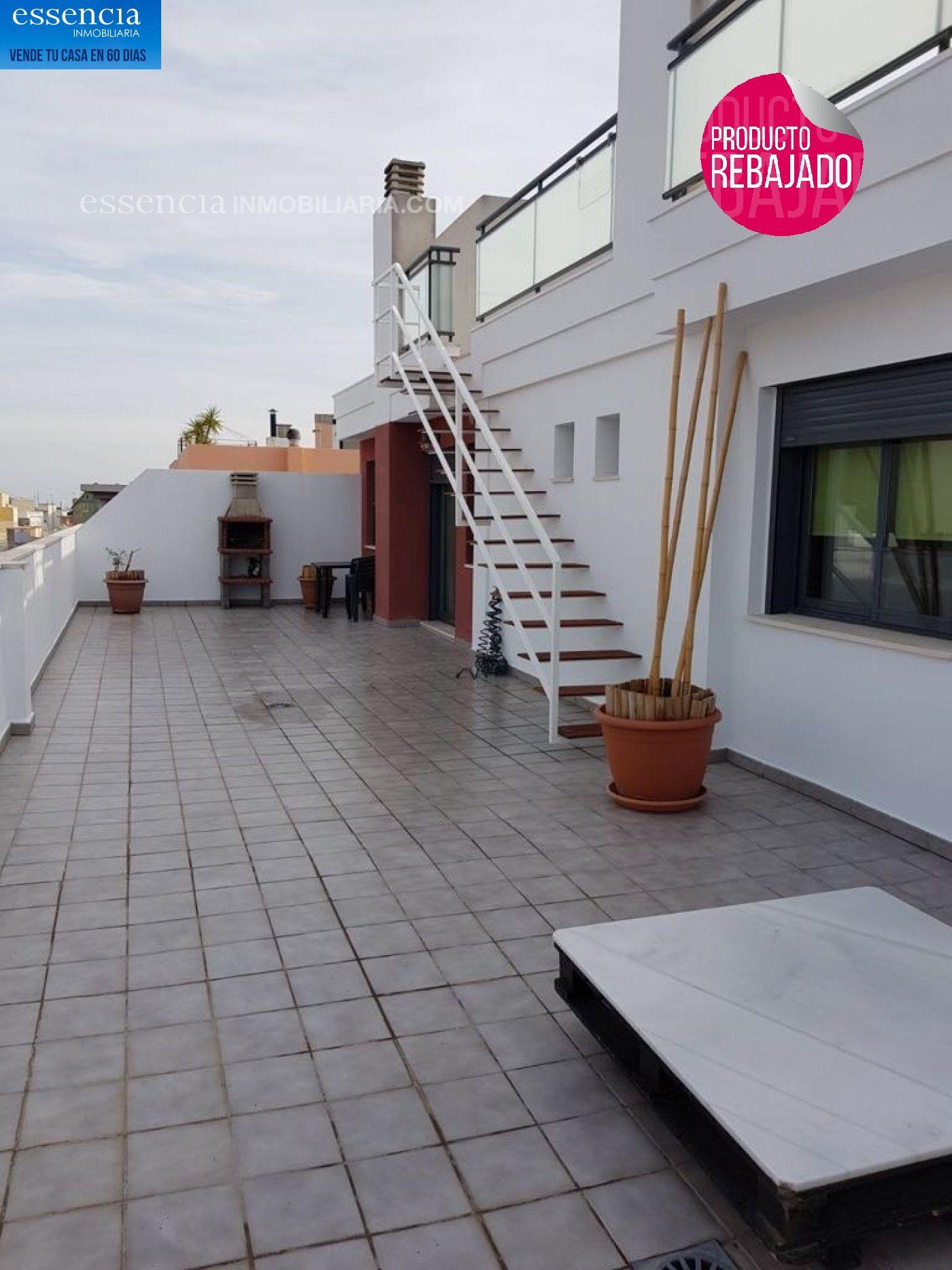 A?tico en gandia con terraza 63 m2 hasta donde alcanza la vista - imagenInmueble0