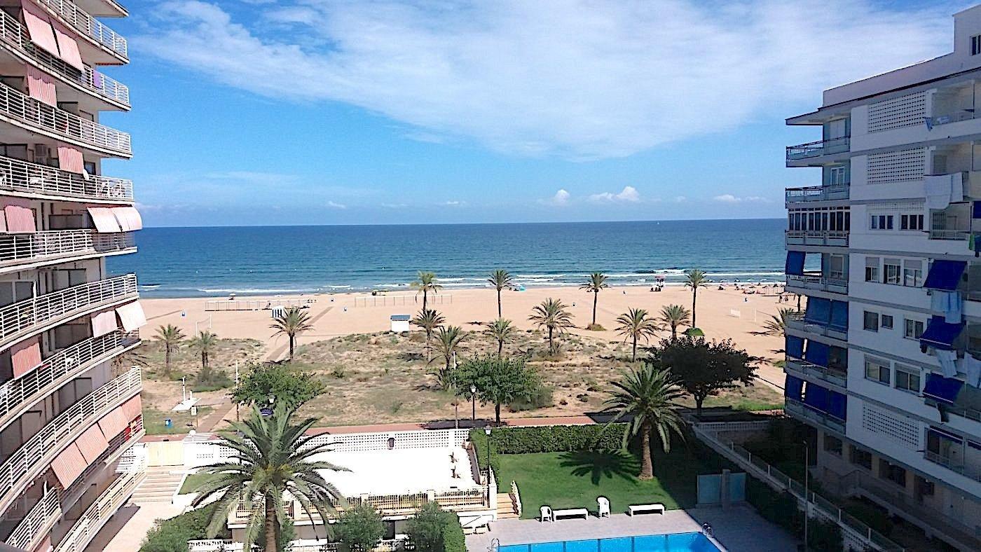 Apartamento en 1º línea de la playa de gandia - imagenInmueble0