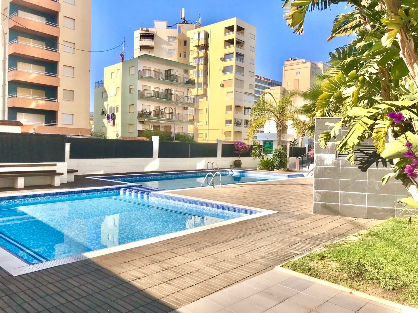 Apartamento en playa de gandia con piscina comunitaria y garaje incluido - imagenInmueble9